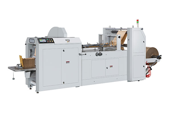 LMD-600 Automatic High Speed Food Paper Bag Making Machine