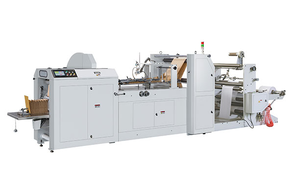 LMD-400B Automatic High Speed Food Paper Bag Making Machine