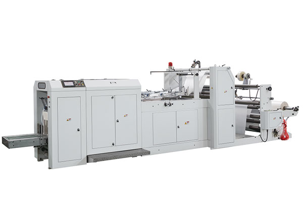 LSD-700B Automatic High Speed Paper Bag Machine